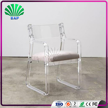 Superieur Transparent Acrylic Styling Chair Salon Furniture Replacement Seats