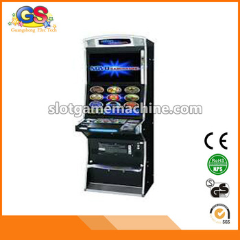 Electronic Bingo Slot Machines