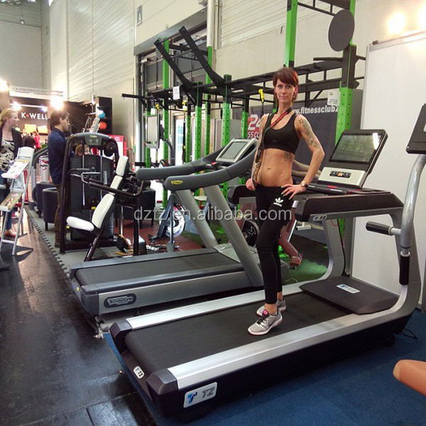 Commercial Treadmill (TZ-7000) / 2015 New Product Commercial Motorized Fitness Treadmill