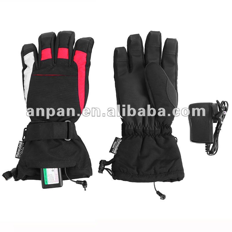 heat therapy gloves electric heated gloves rechargeable battery heated glove