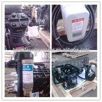 High pressure piston compressor for refrigerator r134a compressor Booster 175CFM 508PSI 25HP