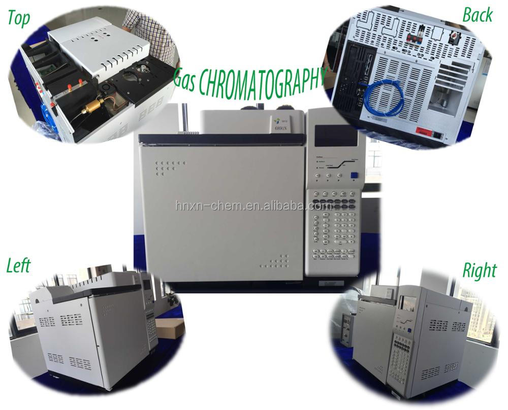Gas Chromatography-analysis lab GC Mass Spectrometer with automatic sampler