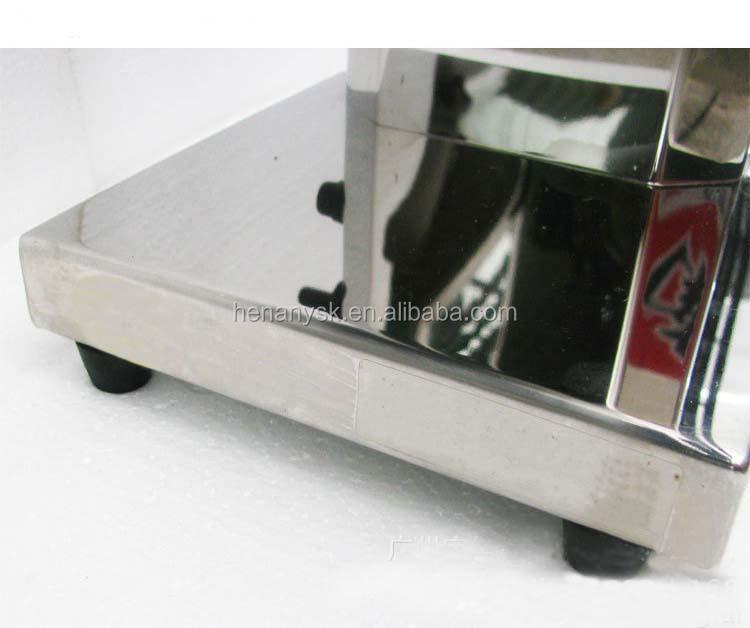 IS-ER-K2 Stainless Steel Commercial Double Head Milk Shake Machine Blender
