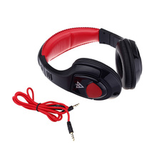 VYKON MQ44 3.5MM Stereo Gaming Headset Over-ear Surrounding Noise Cancelling Wired Headphone with Microphone