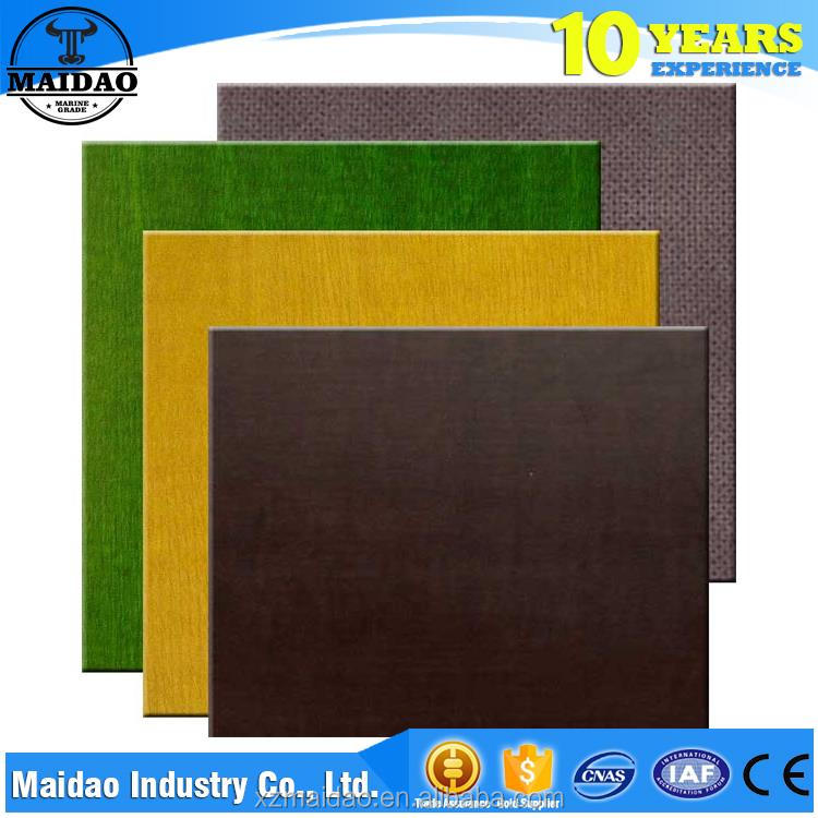 marine grade brand construction plywood concrete shuttering board with fsc certificate