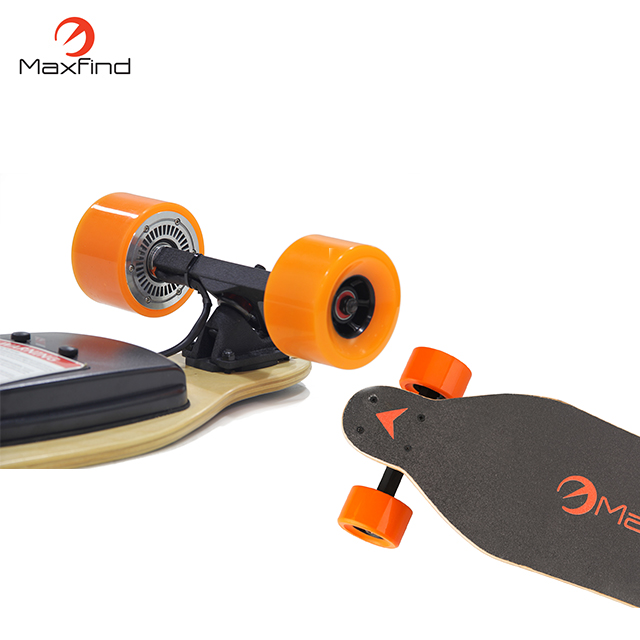 Easy control longboard Electrical Skateboards for sale