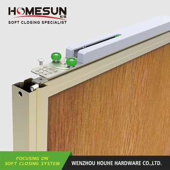 Superieur New Premium Sliding Door Mechanism For Cabinet Doors