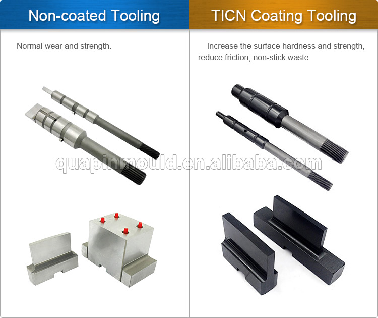CNC turret punch tooling thick turret Precision tools square 5*5mm for amada