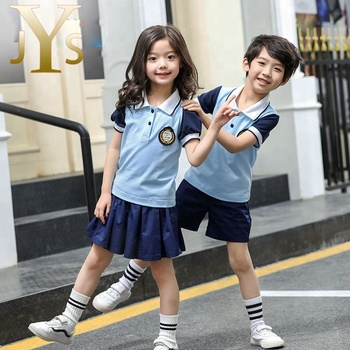 wholesale japanese school girl uniform kindergarten school uniforms