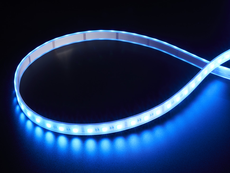 High brightness wrgb rgb strip 20m led wifi high quality