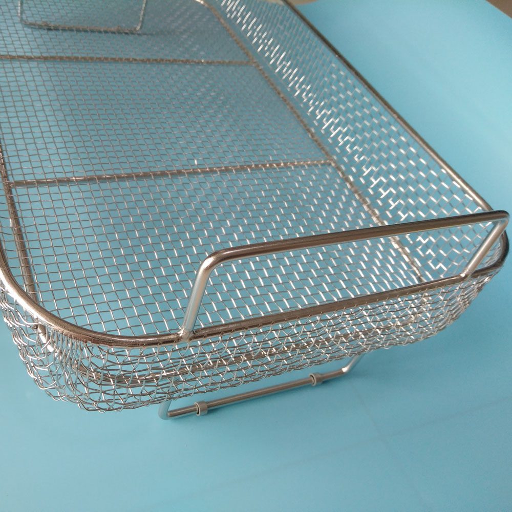 Stainless Steel Kitchen Cooking Wire Mesh Basket Wholesale ...