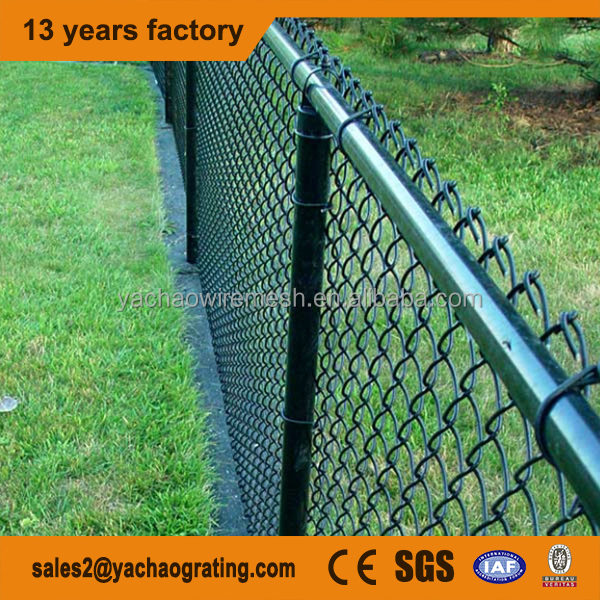 Twist Weave Style Chain Link Fence Farm mesh fence
