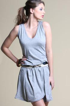 Vestidos cortos para mujer madura