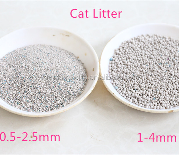 high quality kitty litter sand