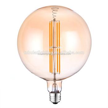 Factory Price G200 A165 G300 Edison Bulbs 100 Watt With Etl Tuv Saa Pse