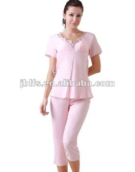 Ladies Summer Luxury sexy Casual Sleepwear - Buy Summer Casual ... d53234762