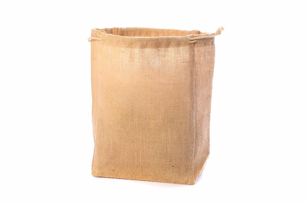 Professional wholesales custom eco friendly jute bags for construction