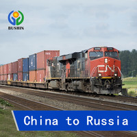 Railway from CHINA to RUSSIA Vorsino Hovrino Moscow Shipping Rates transportation Freight by land Train