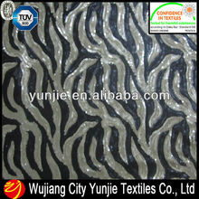SEQUIN EMBROIDERY APPAREL FABRIC/SEQUIN TULLE FABRIC