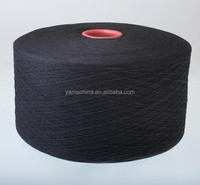yarn spinning mill supply dyed regenerated polyester cotton 20s cotton yarn price