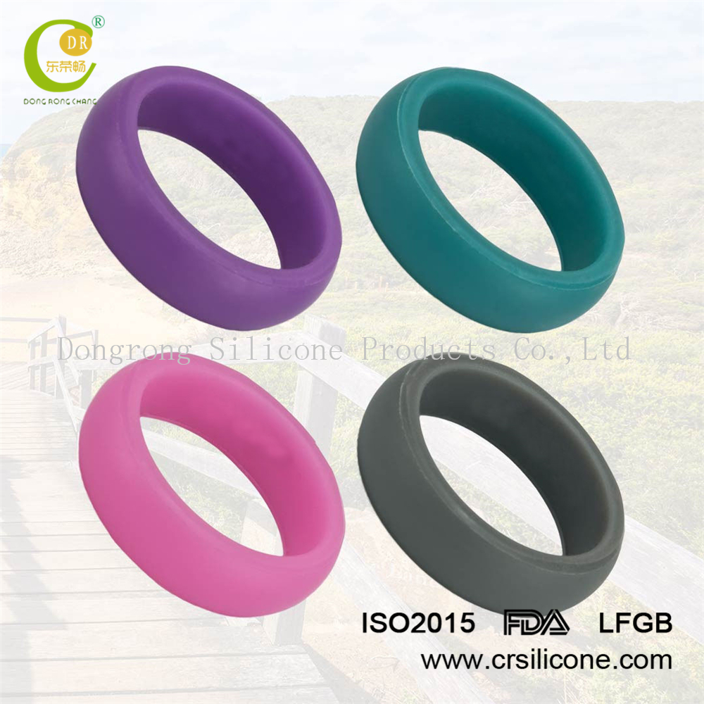 Embossed Silicone Rubber Wedding Rings, Embossed Silicone Rubber Wedding  Rings Suppliers And Manufacturers At Alibaba
