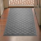 SBR Rubber Backing Rug Doormat Dirt Removal