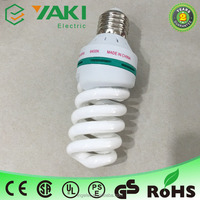 5000H halogen lamp replacement parts e27 full spiral energy saving lamp
