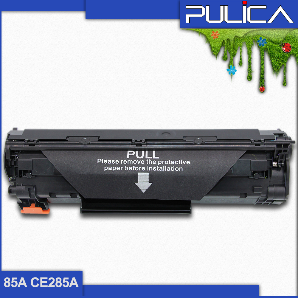 Compatible Toner Cartridge For Hp Ce285a Wholesale 85a Ce 285a Suppliers Alibaba