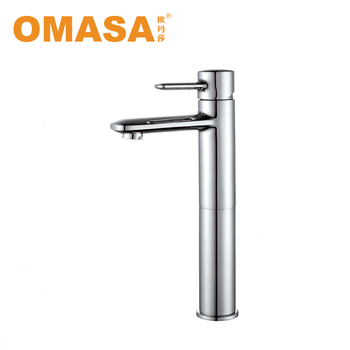 holtel basin top high leg brass faucet washing sanitary equipment