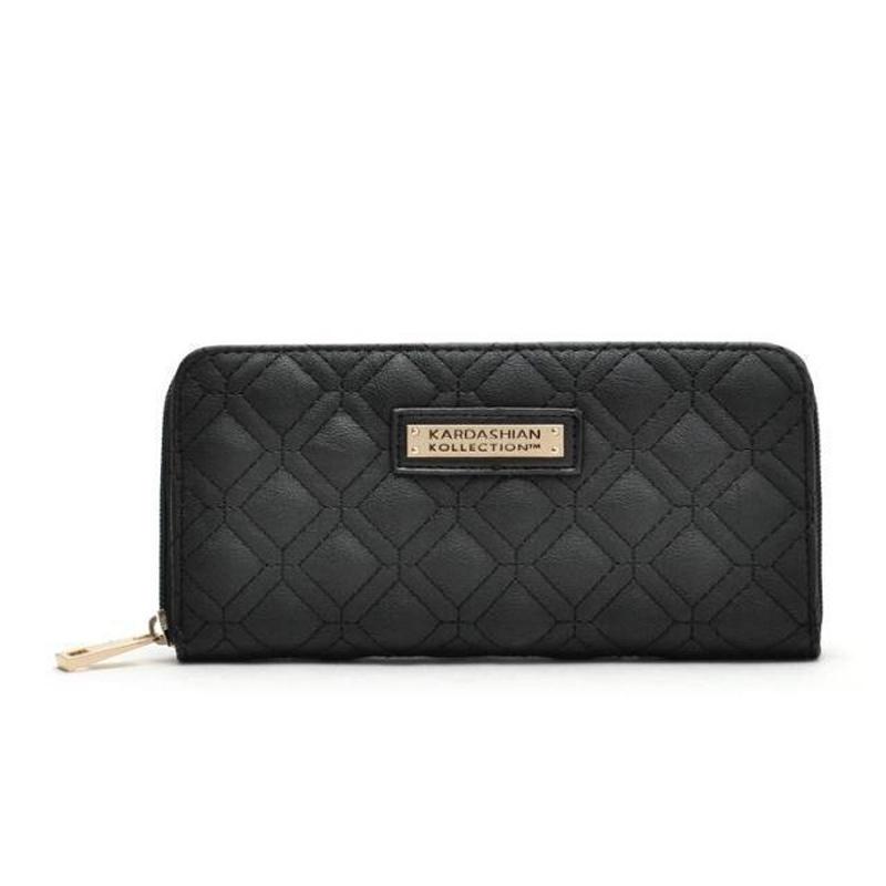 Pu Leather Women S Wallet By Kardashian Kollection