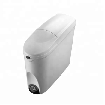 Handsfree Toilet Sanitary Bin Female Hygiene Disposal Ladies Washroom Waste Bins 20 Litres