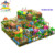 Large luxury indoor playground jungle gym playground for adults