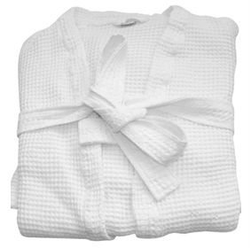 Branded Hotel Waffle Weave Robes b8bd46307