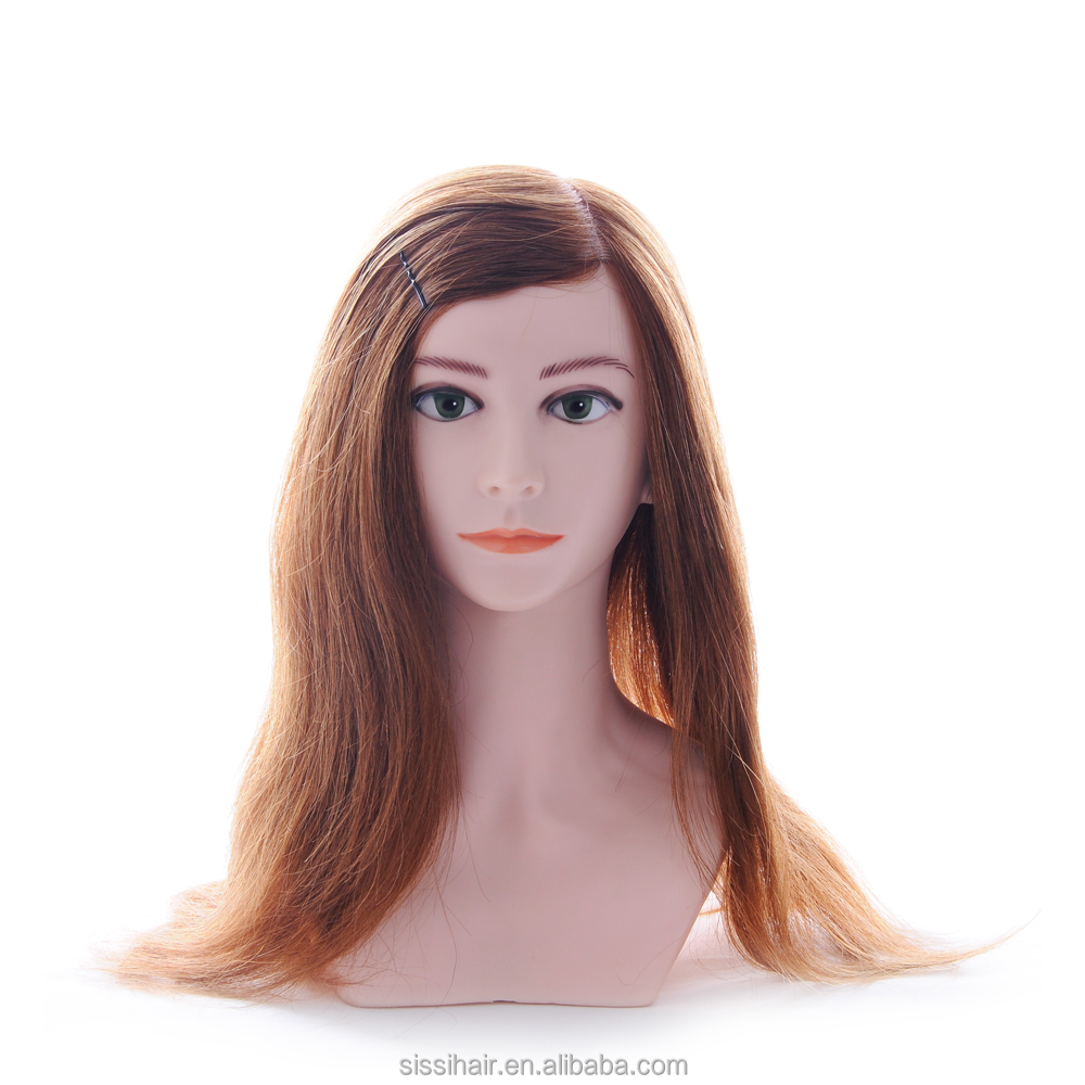 professional salon tools cheap hair mannequin head with shoulders