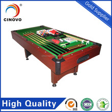 High Quality MiNi New Style Design Cheap Solid Wood MDF Pool Russian Carom Billiard Table For Sale