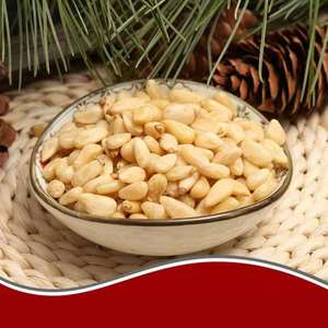 Factory Price Pine Nut Exporters In Pakistan Siberian Pine Nut Chilgoza
