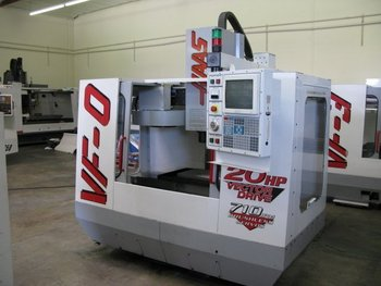 1998 Haas Vf-0 Nice!! - Buy Metal Working Machine Product on Alibaba com