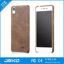 Good quality classical leather cell phone case for oppo R7