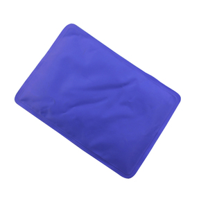 Reusable Hot Cold Pack Ice Gel Heat Pad Back/customized size hot cold bag