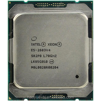 2018 Newest Intel Xeon Cpu Processor Dl60 Gen9 E5-2603v4 Kit - Buy Stock  Cpu E5-2603v4,Intel Xeon Processor E5 2690 V4,Core 2 Quad Processor Product