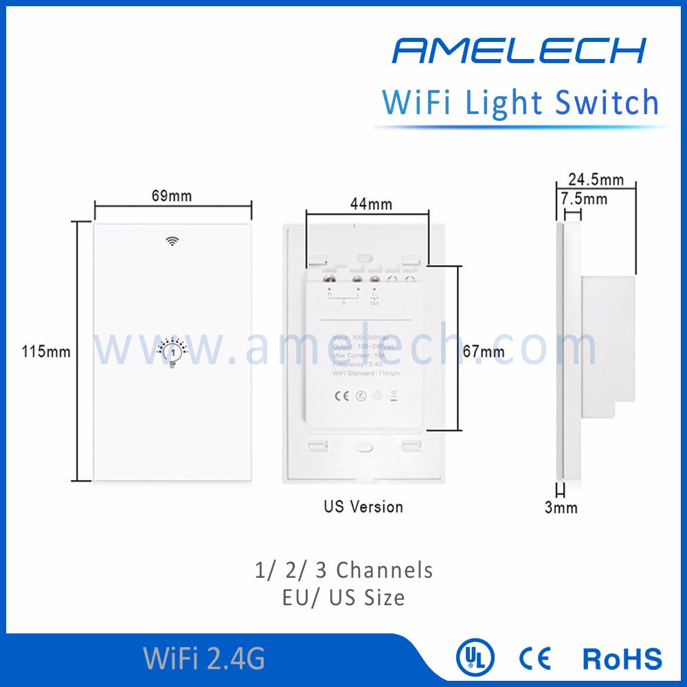Small Light Switch Suppliers And Manufacturers Ac Lighted Wiring At