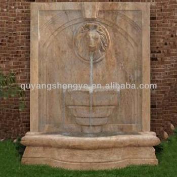 Piedra Natural Cabeza De Leon Pared Fuentes Buy Product On Alibabacom - Fuentes-de-piedra-de-pared