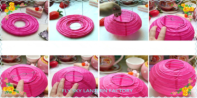 How To Make Paper Balls For Decoration Stunning Wedding Decoration Wholesale 14 Inch 35Cm Round Paper Ball Design Inspiration