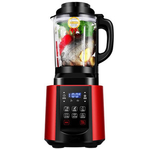 Multi-function use blender with heating function food processor food mixer vaccum blender home use blender