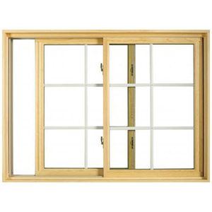 Manufacturing PVC Window Hinge PVC/UPVC Sliding Window with Low Price