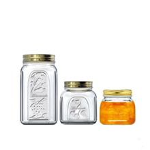 Fruit Jam Glass Bottle 200ml 300ml Glass Jars For Jam