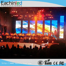 HD P5.33 super slim led display for wedding party/show or concert stage background