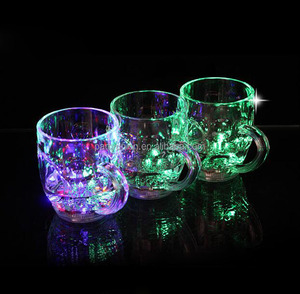 Hot Selling Party Favor Glowing Bar Item LED Flashing Cup