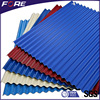 3mm thickness Corrosion resistant Corrugated Fiberglass Roof Panels for Greenhouse