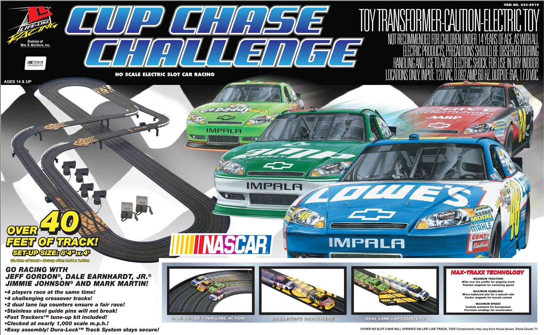 Buy Life-Like 9047 Biffle 16 NASCAR Ford HO Slot Car Model